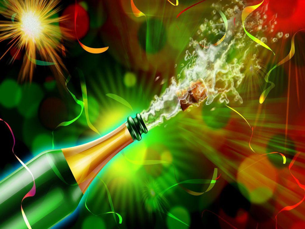 New Year Celebration In